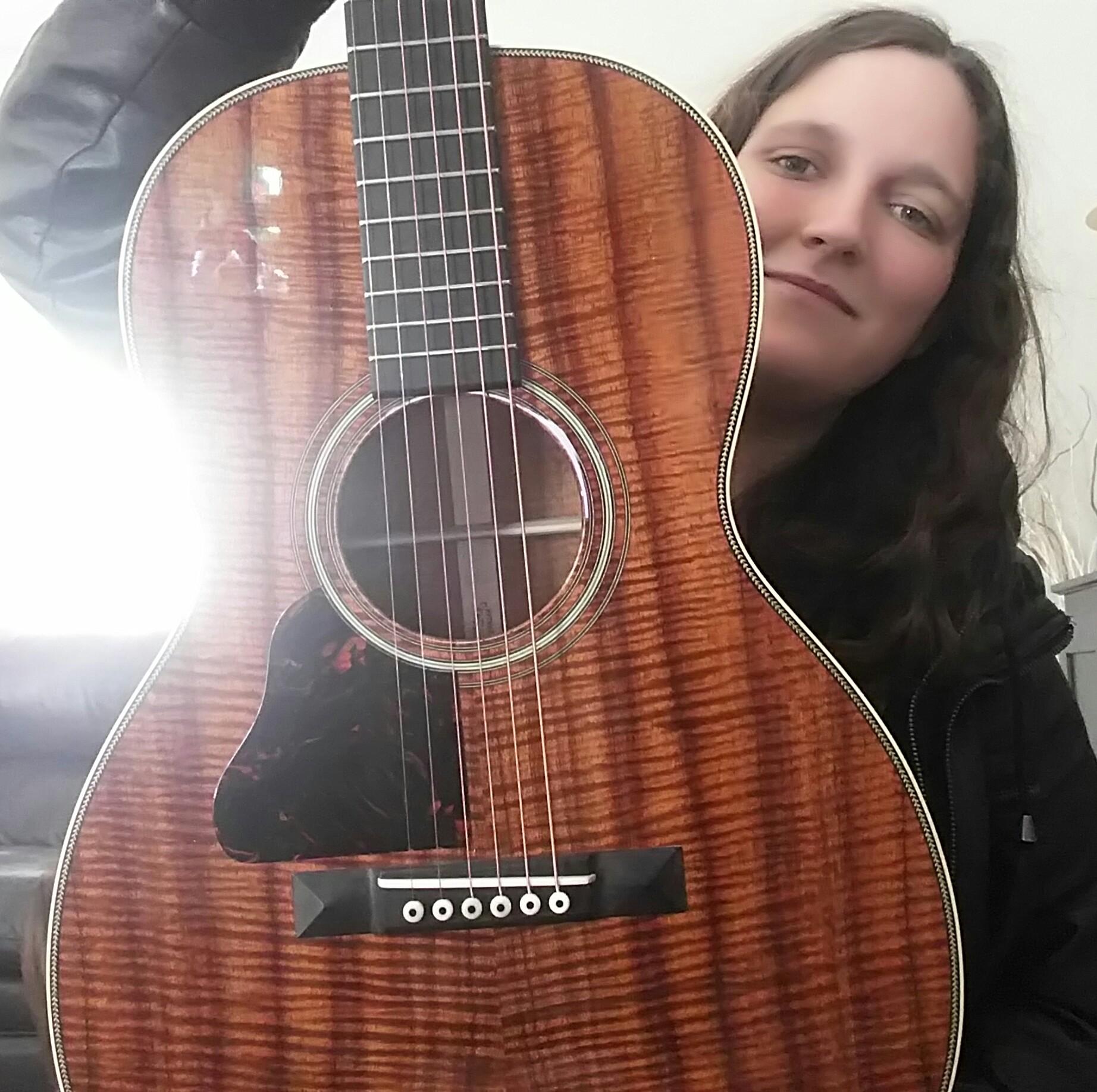 Music Zoo Giveaway Winner Kaylen Waltz