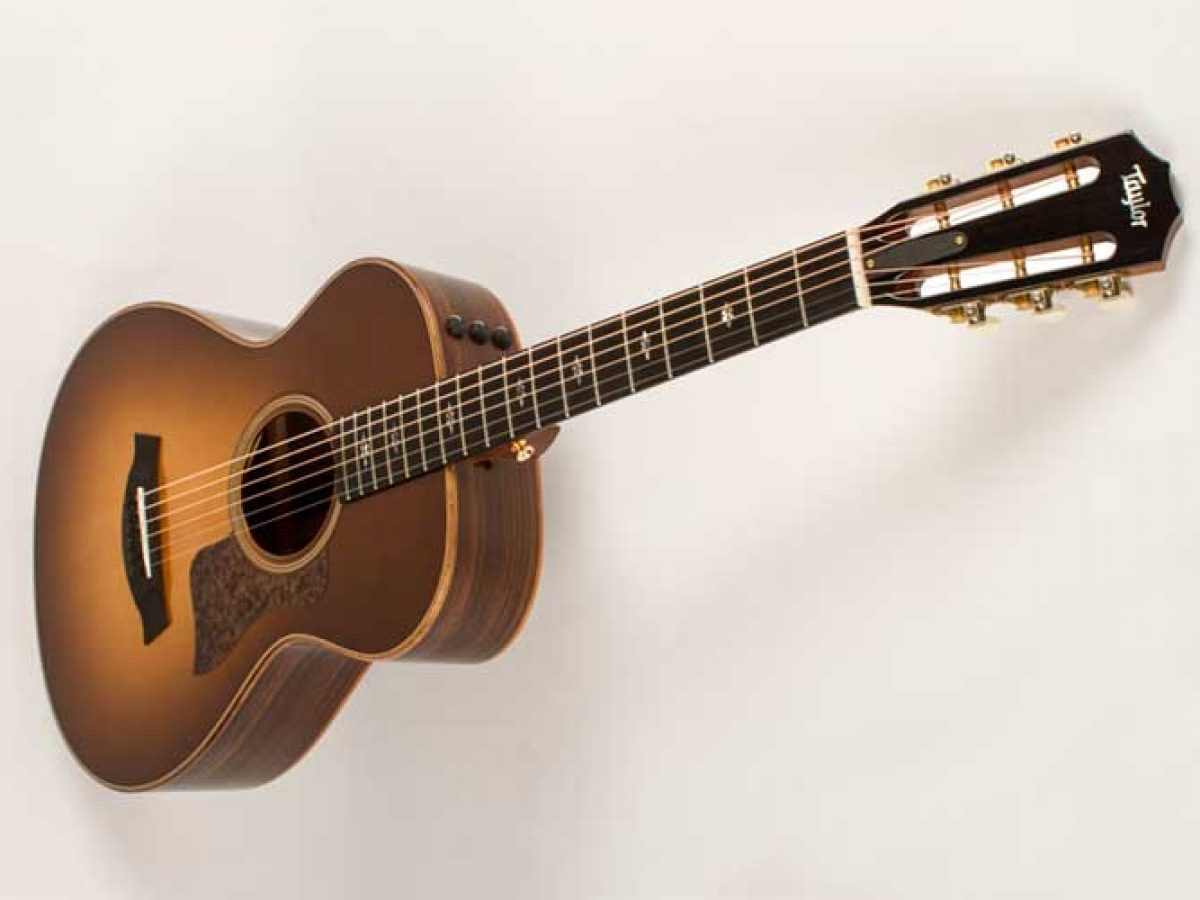 Video Review Taylor's Revoiced 15e Is a 15 Fret Fantasy ...