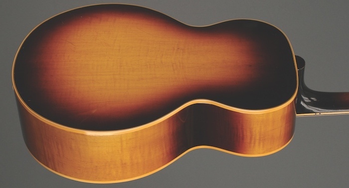 Guitar Guru: Do the Tonewoods and Thickness of My Guitar's Back Have